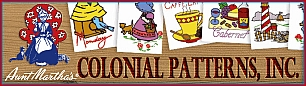 Colonial Patterns Inc